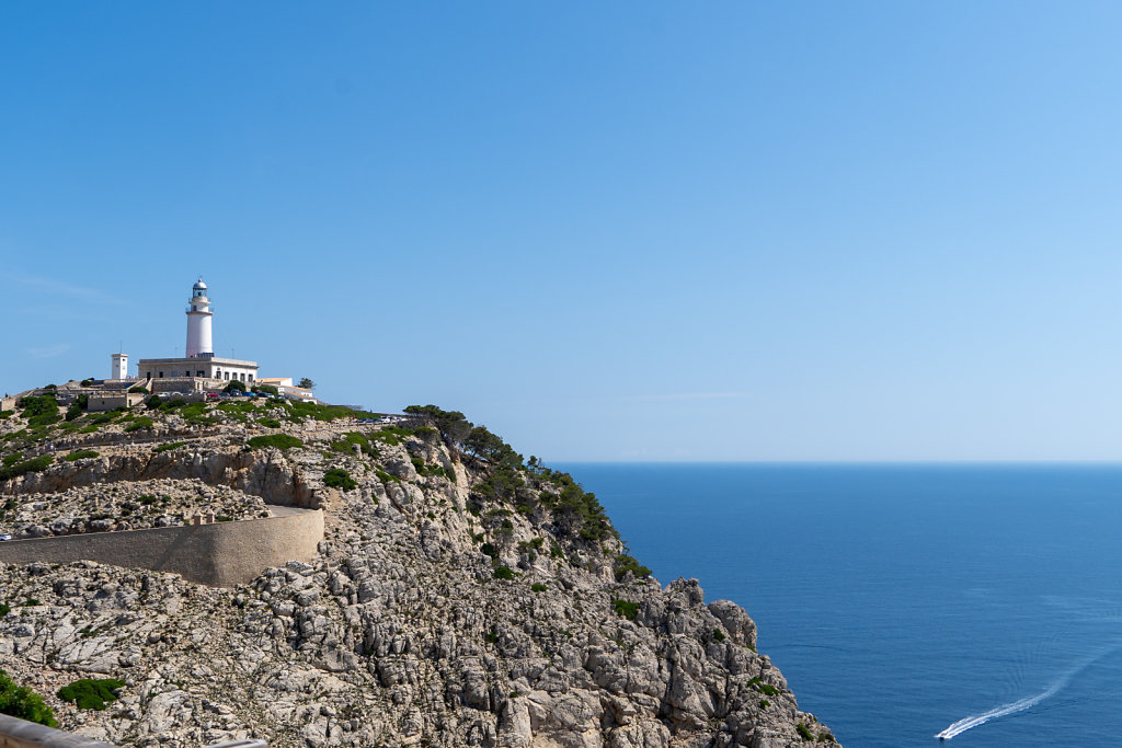 Lighthouse Far Formentor