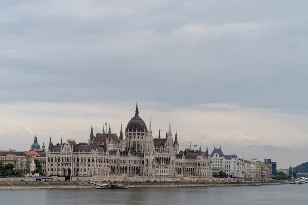 Hungarian Parliament Building - Budapest