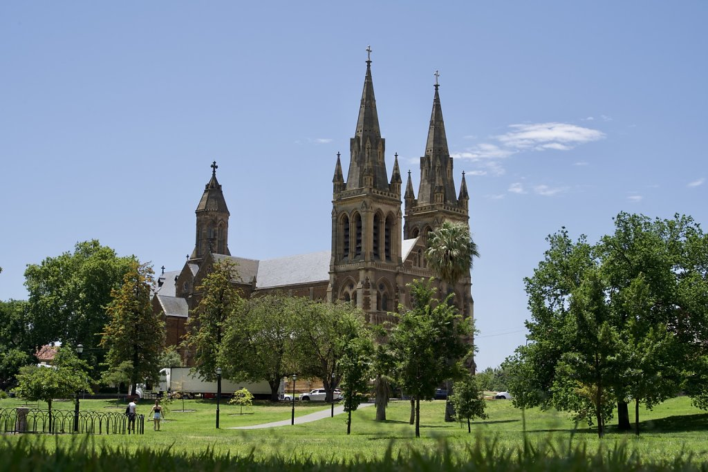 St Peter's Cathedral - Adelaide, Australia